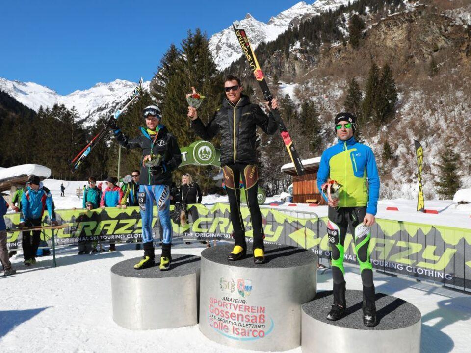 Feuerstein Skiraid: Alex Oberbacher und Corinna Ghirardi gewinnen 3. Ausgabe
