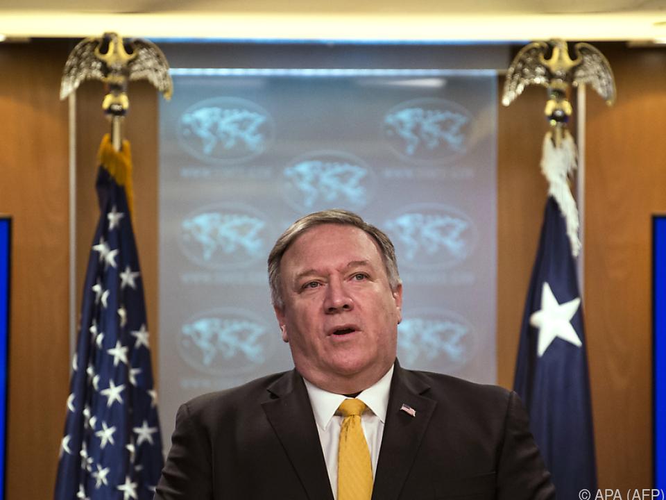 Pompeo hält den IS weiterhin für eine Bedrohung