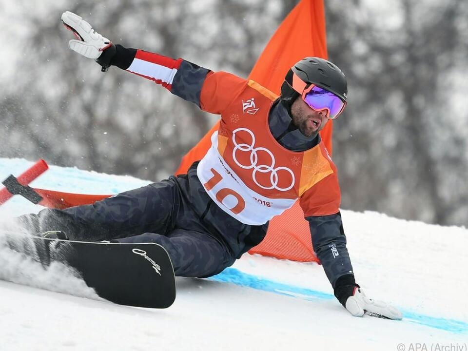 Prommegger triumphierte auf dem Olympia-Hang in Pyeongchang