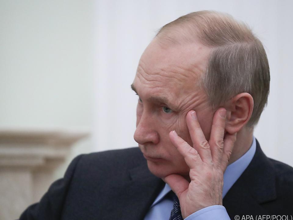 Putin will neue Raketen entwickeln