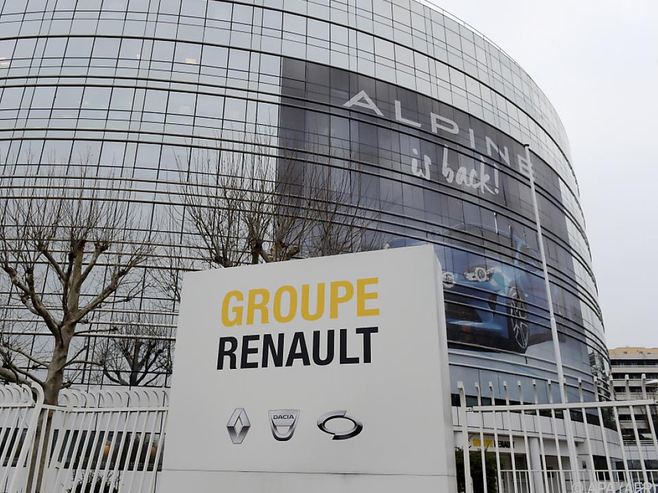 Renault-Gruppe ist sich nicht einig