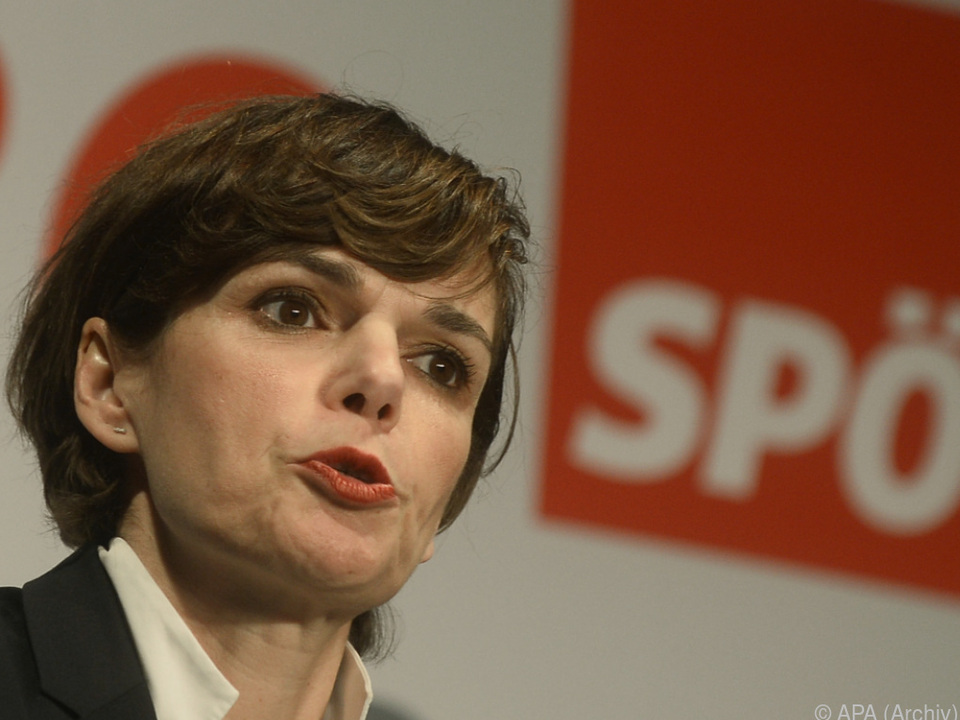 Rendi-Wagner will Mandatsplus bei EU-Wahl
