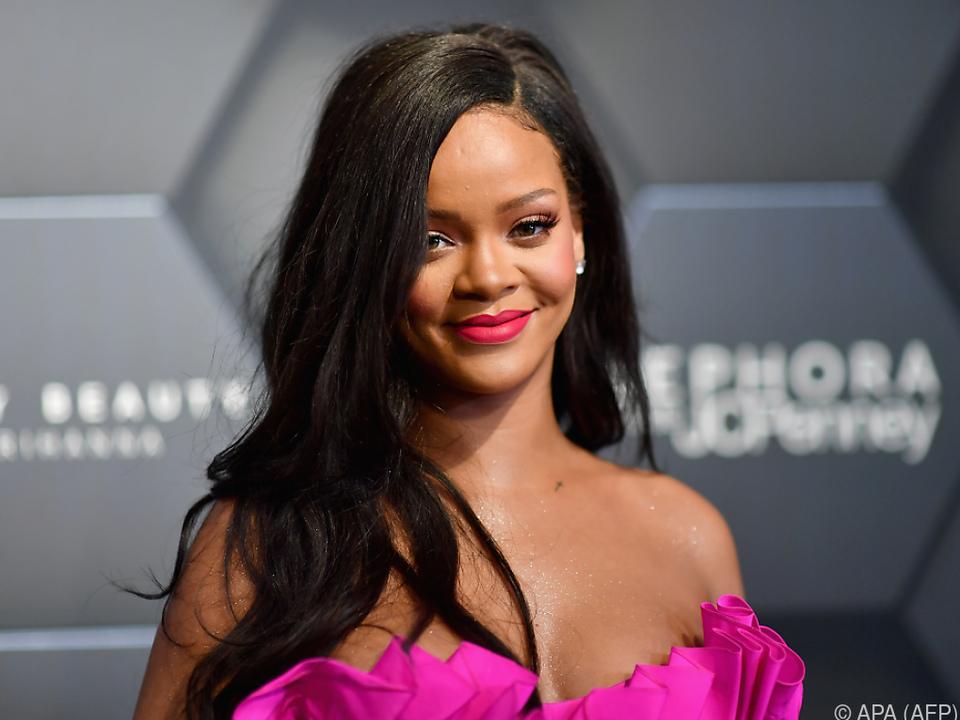 Rihanna war in der Nacht des Einbruchs nicht zu Hause