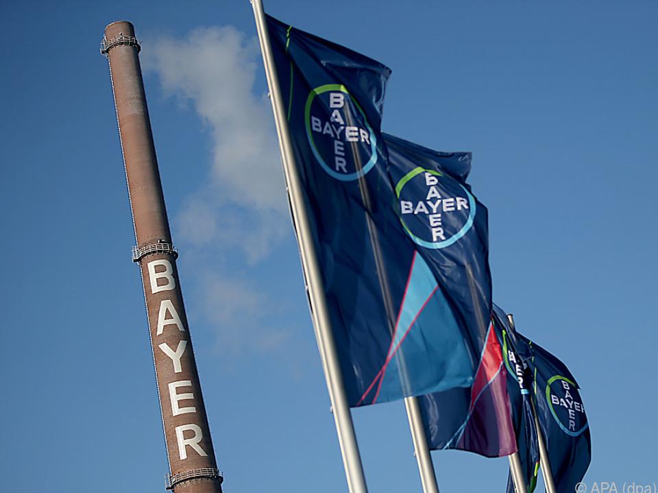 Rivale Takeda muss Bayer Geld zahlen
