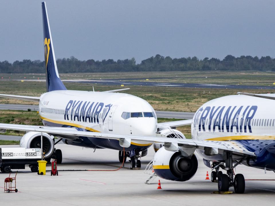 Ryanair mit Quartalsverlust
