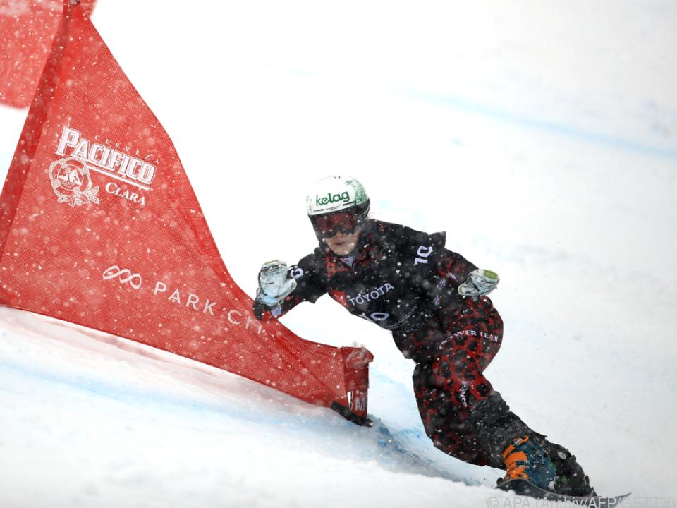 Sabine Schöffmann schaffte als einzige einen Top-Ten-Rang