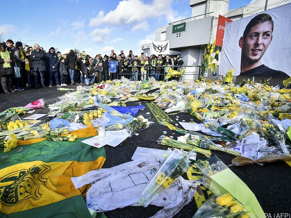Sala starb laut Obduktion an Kopf- und Rumpfverletzungen