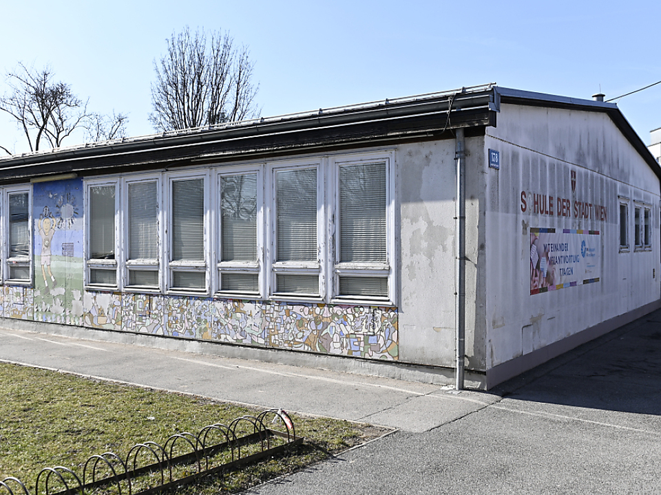 Schulpavillon: Neubau bis 2020 geplant