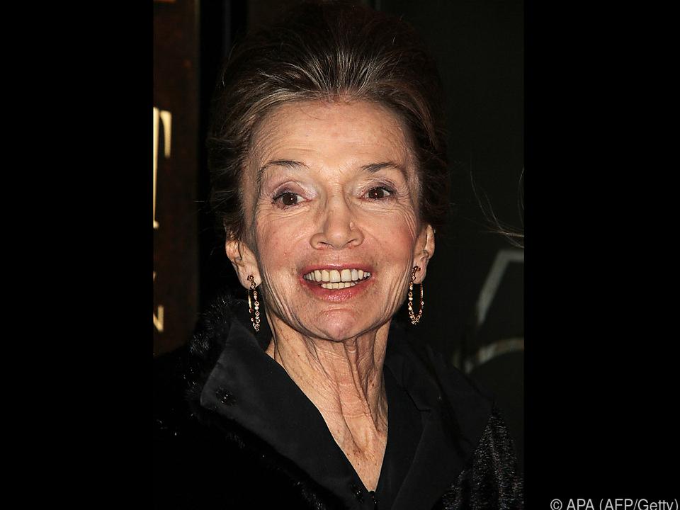 Society-Dame wurde 85