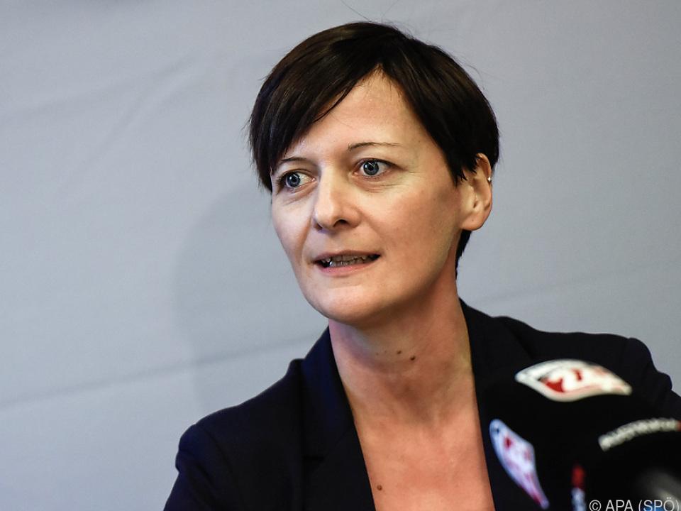 SPÖ-Abgeordnete Sabine Schatz