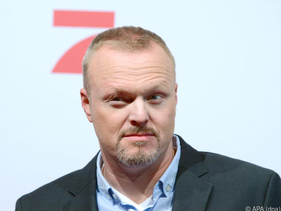Stefan Raab zog sich Ende 2015 vom Bildschirm zurück