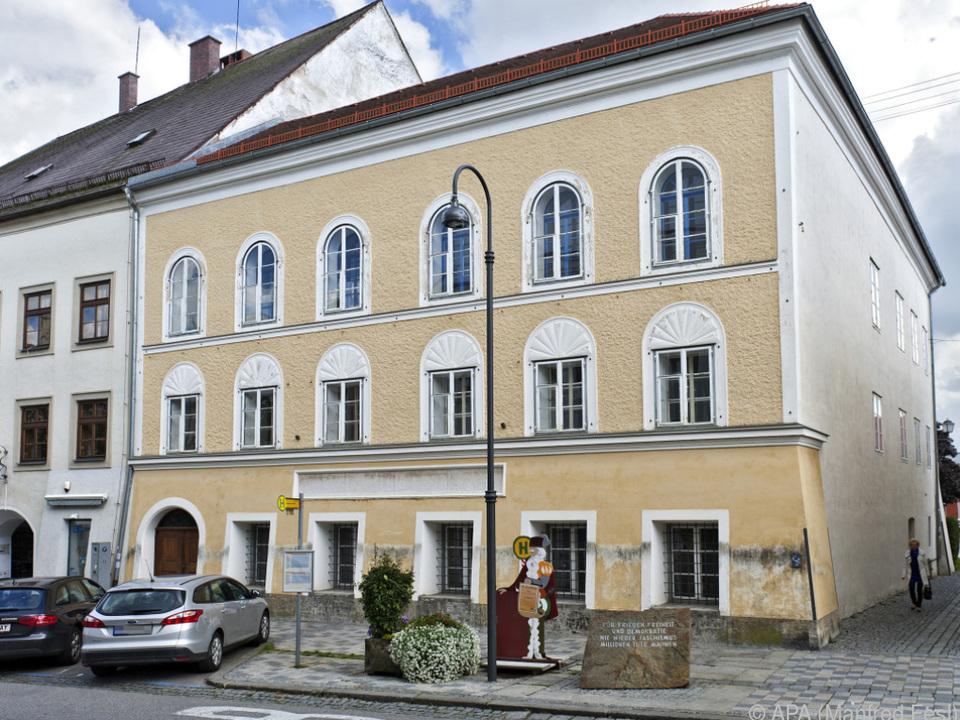 Streit um das Hitler-Geburtshaus in Braunau