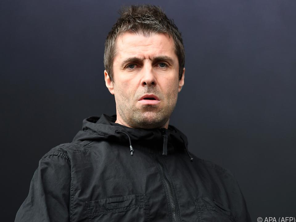 Streit wegen Dokumentarfilm über die Karriere von Liam Gallagher
