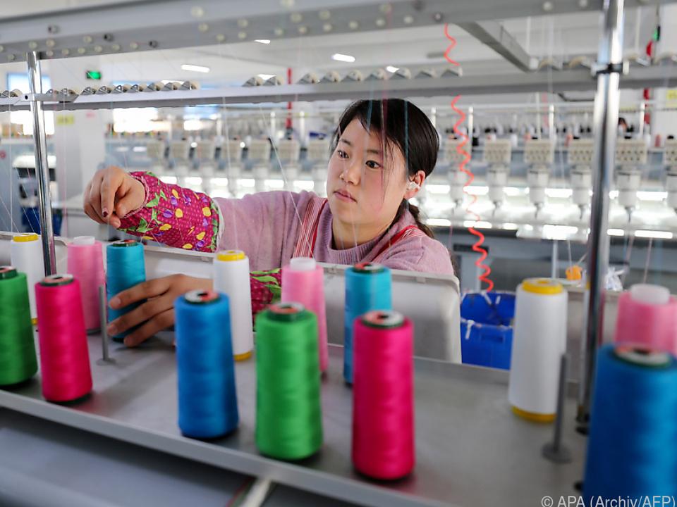 USA wollen Defizit im Warenaustausch mit China verringern