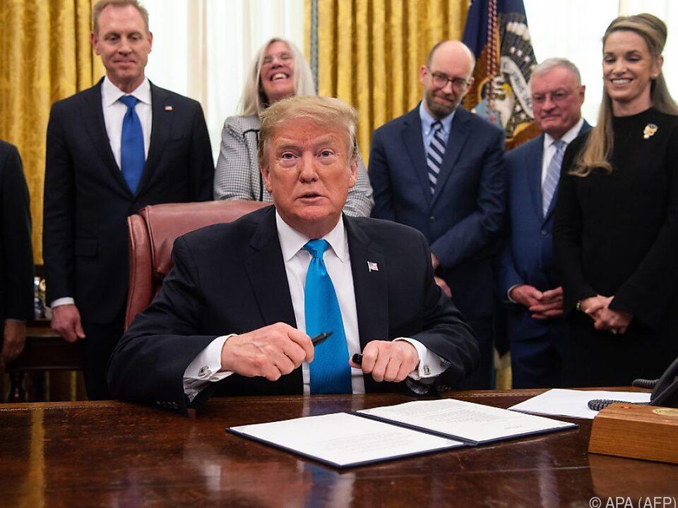 Will US-Präsident Trump sensible Atomtechnologie verkaufen?