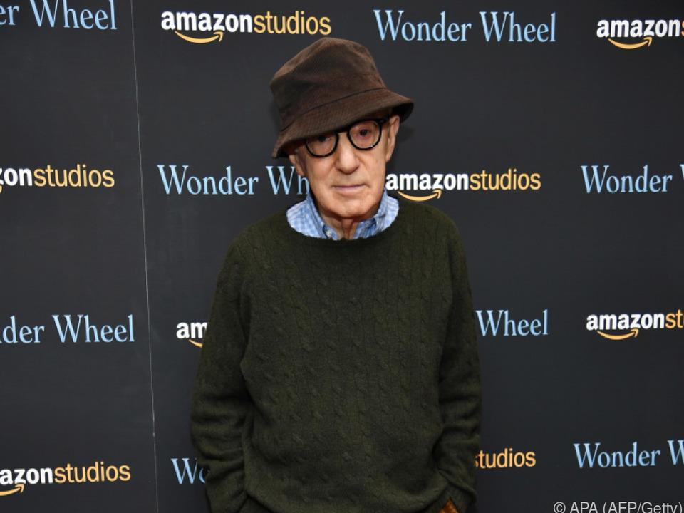 Woody Allen verriet noch keine Details