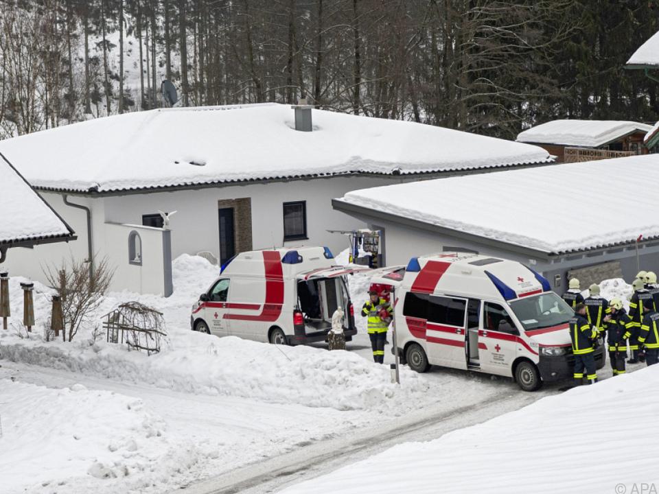 Zweiter Toter nach Unfall mit einer Gastherme in St. Johann am Walde