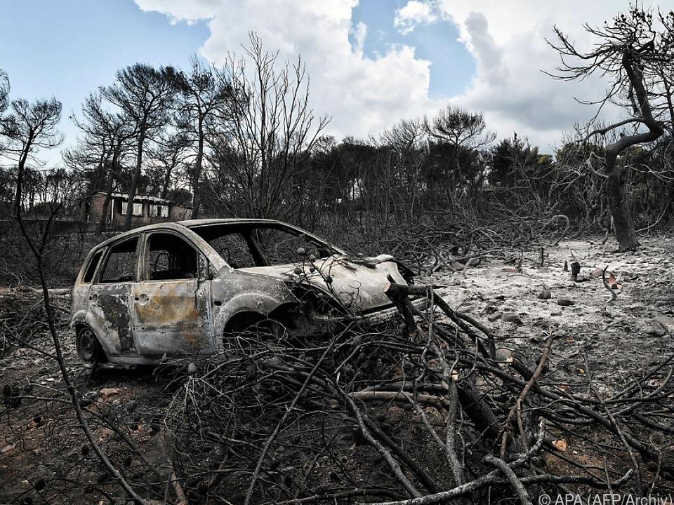 100 Menschen starben bei dem Feuer