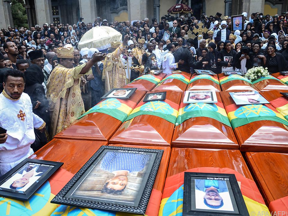 157 Menschen kamen zuletzt ums Leben