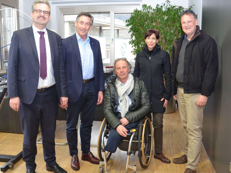 19-03-07 Antrittsbesuch DSG bei LR Widmann