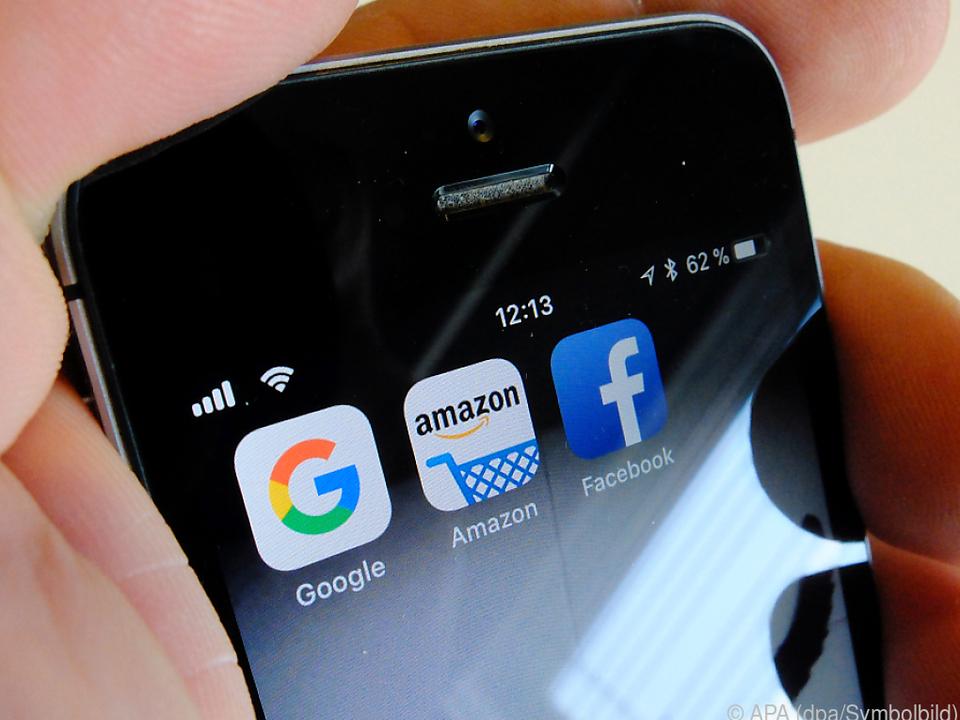 25 Prozent verwenden Smartphones zum Shopping