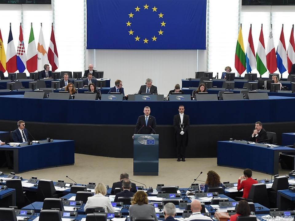 Ablehnung im EU-Parlament