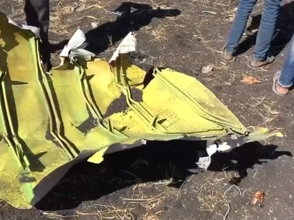 Äthiopien: Flugzeugabsturz mit 157 Toten