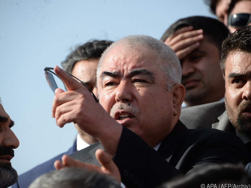 Afghanischer Vizepräsident Abdul Rashid Dostum