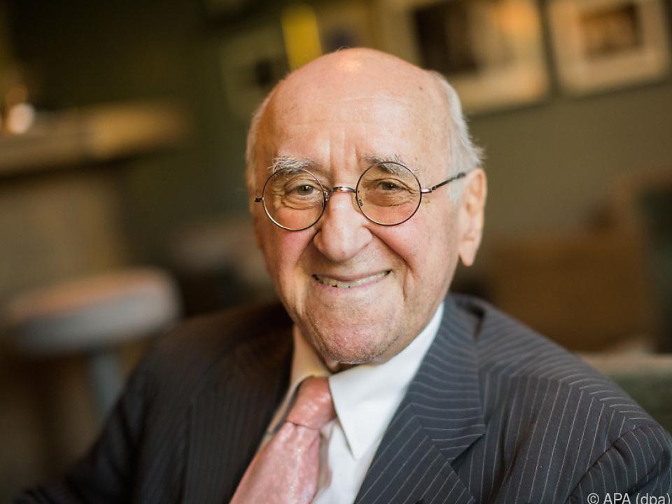 Alfred Biolek ist mittlerweile 84 Jahre alt