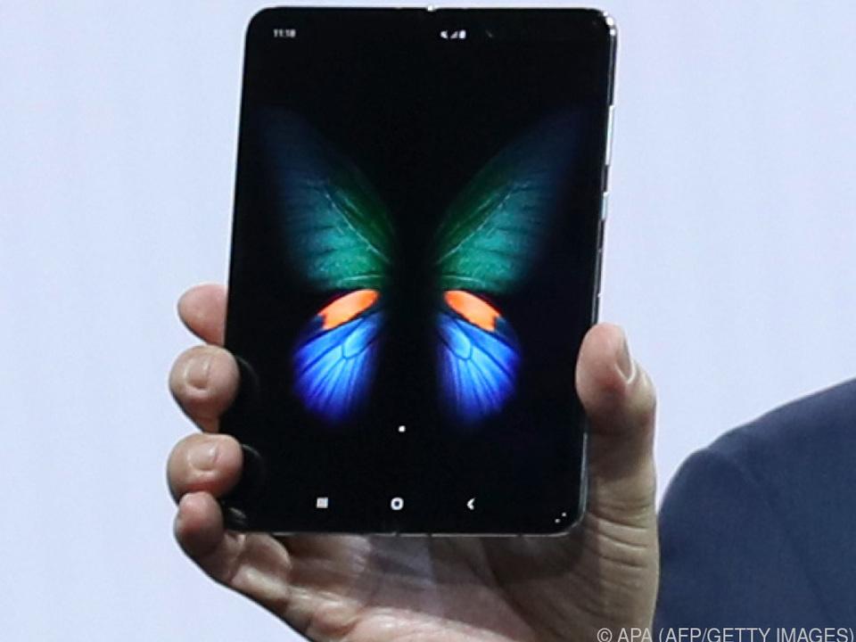 Android Q ist für Falt-Smartphones wie das Samsung Galaxy Fold gedacht