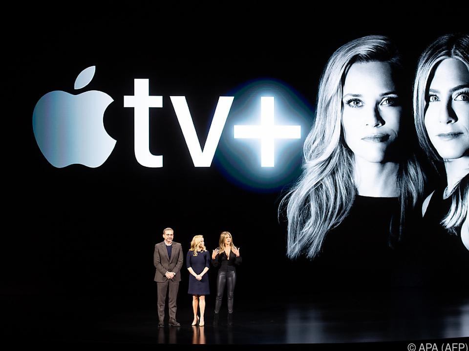 Apple kündigte ein neues Produkt an