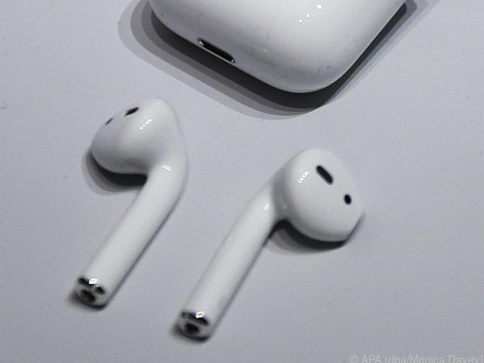 Apples AirPods gehören laut Test zu den besten In-Ear-Modellen