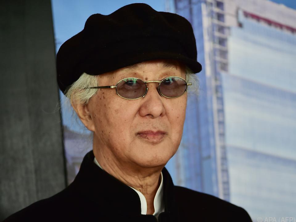 Architekt Arata Isozaki