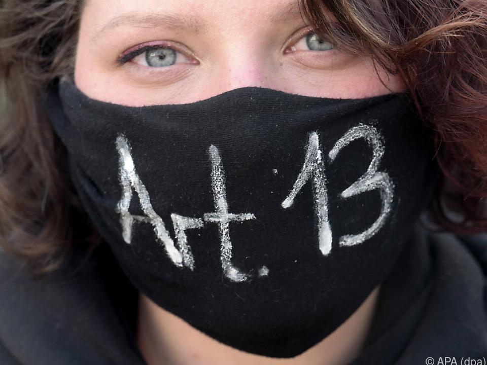 Artikel 13 der Reform ist höchst umstritten