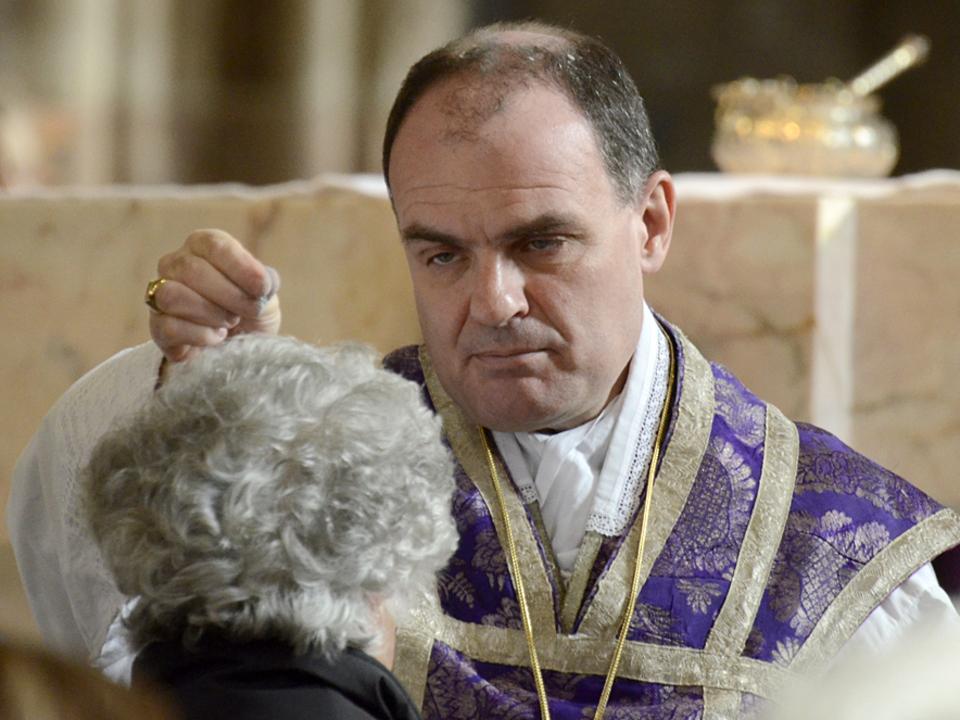 Muser Aschermittwoch Bischof