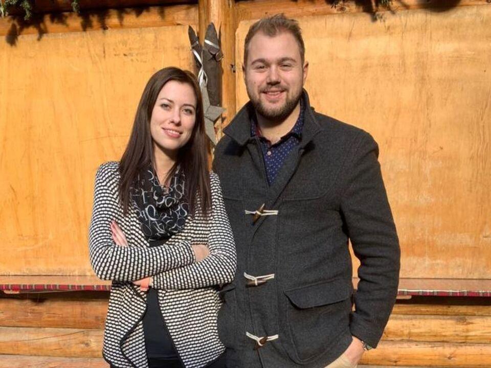 ASGB-Jugend_Martina Verdross und Kevin Gruber
