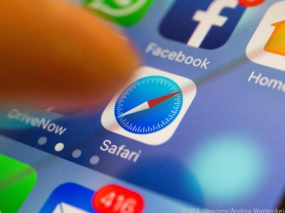 Auch auf dem iPhone kann man die Such-Historie des Safari-Browsers löschen