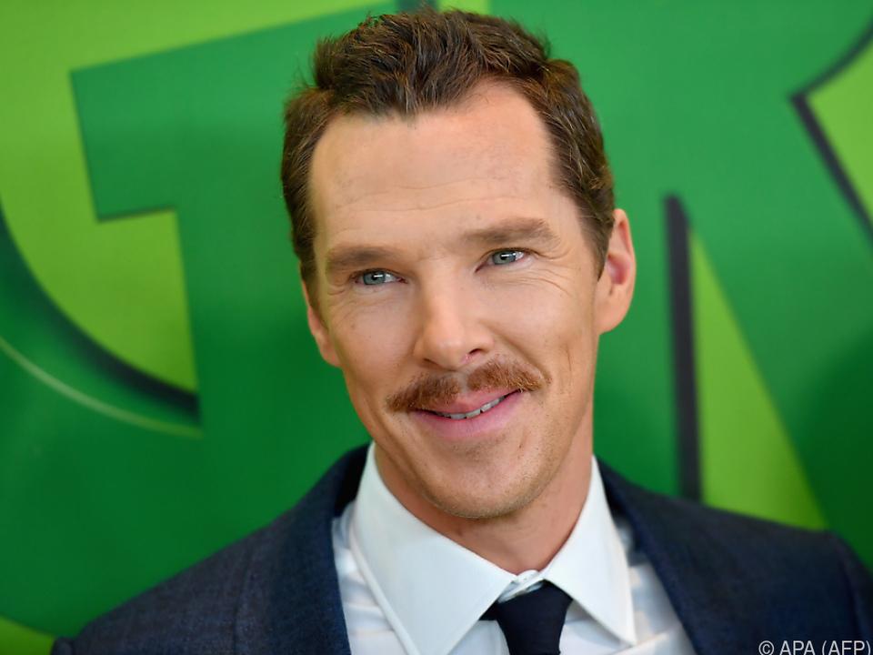 Auch Benedict Cumberbatch soll mit an Bord sein