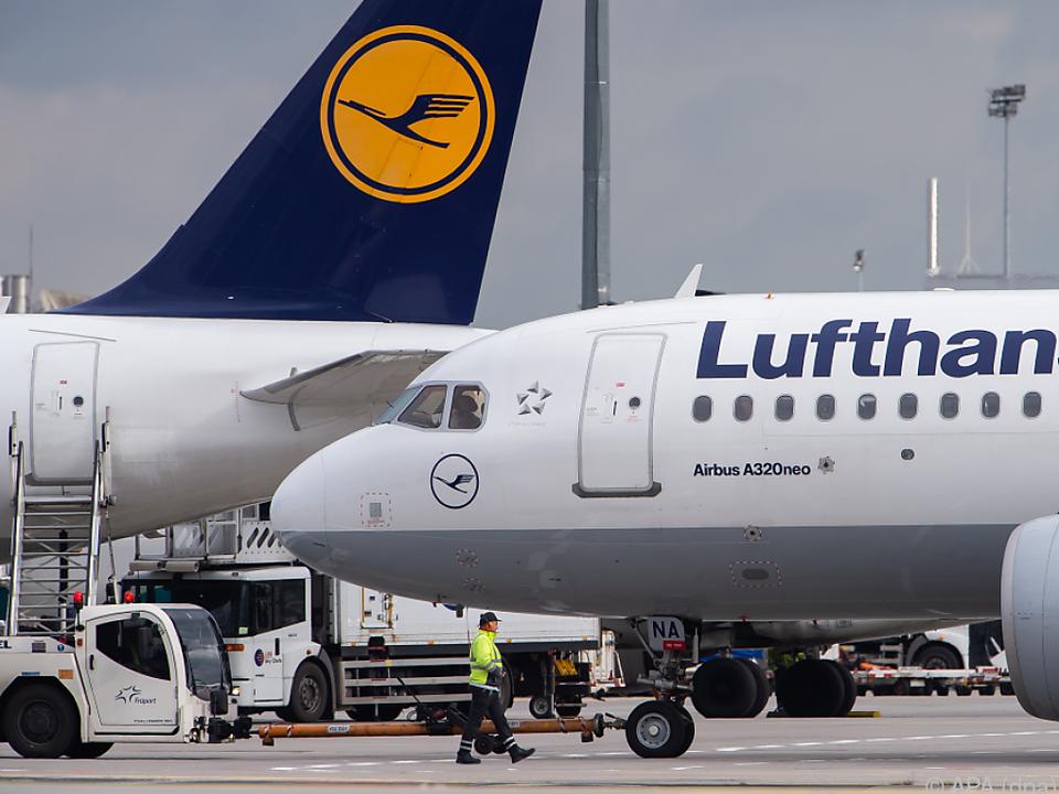 Auch zwei Flüge nach Wien betroffen