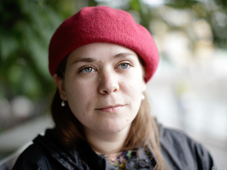 Autorin Stefane Sargnagel erstattete Anzeige