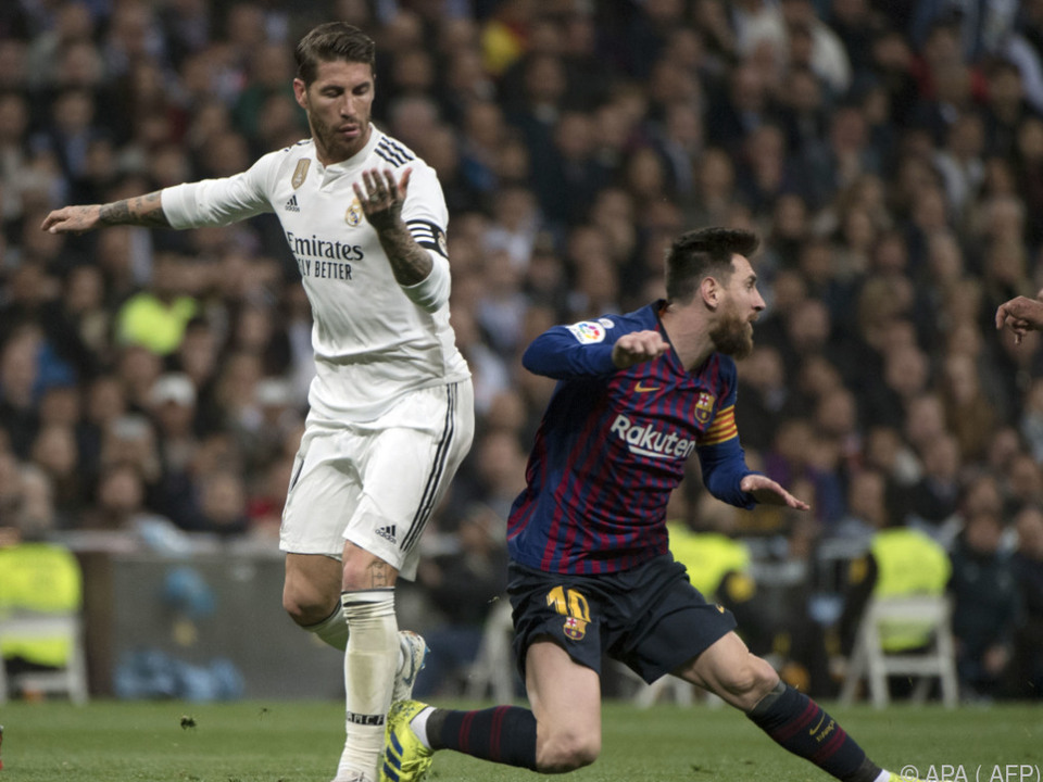 Barca gewann zweiten \