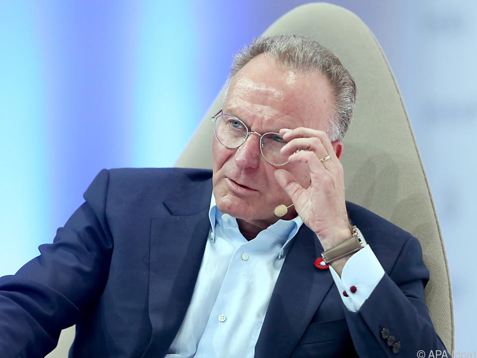 Bayern-Boss Rummenigge fordert Gespräche über neue Club-WM