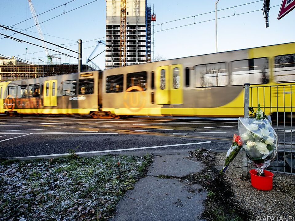 Bei dem Anschlag in der Nähe von Amsterdam starben drei Menschen