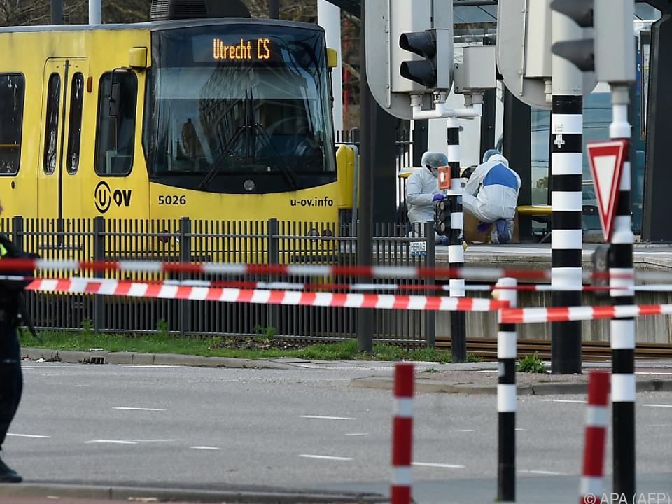 Bei dem Anschlag kamen drei Menschen ums Leben