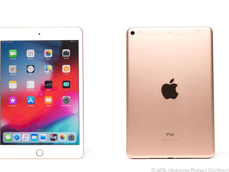 Beim Design hat sich beim neuen iPad mini nicht viel getan
