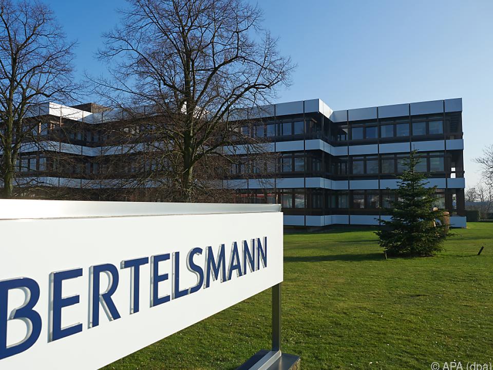 Bertelsmann freute sich über gute Verkaufszahlen auf dem Buchmarkt