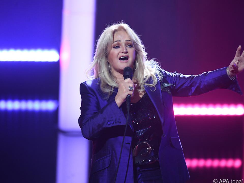 Bonnie Tyler veröffentlicht am Freitag ihr neues Album