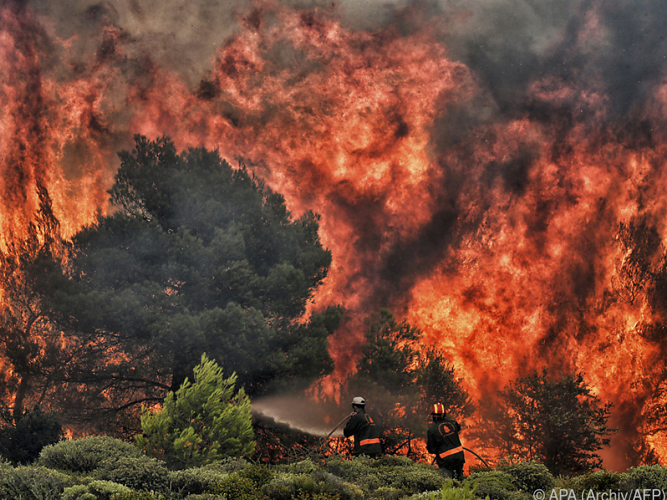Brand forderte 100 Tote im Juli 2018