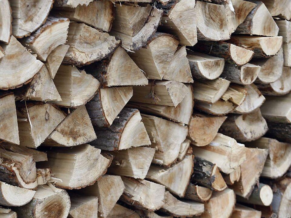 Brennholz wurde teurer