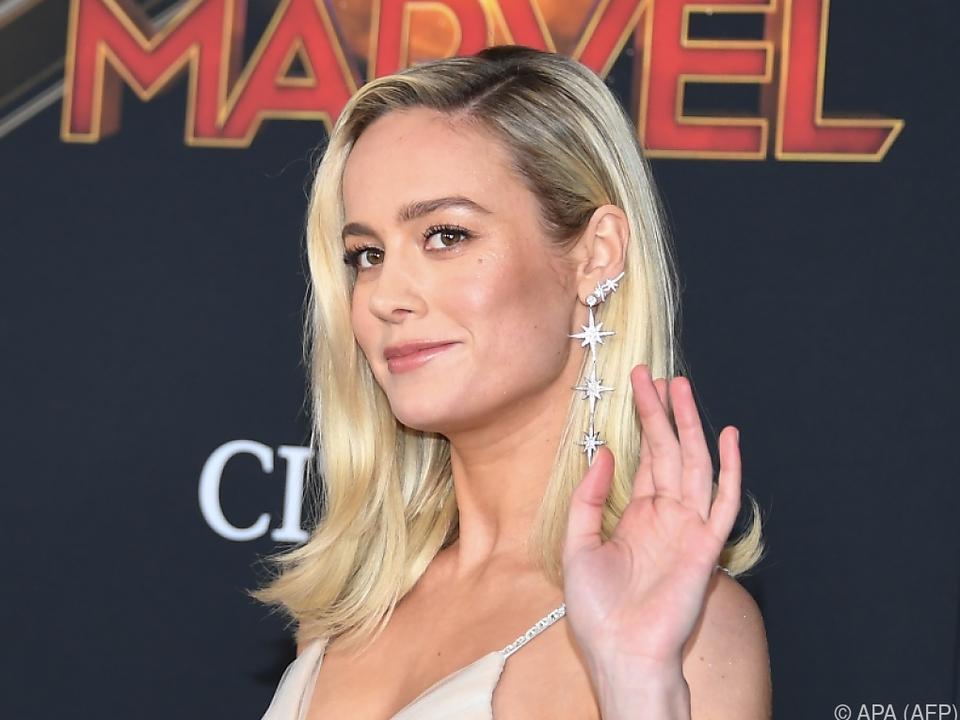 Brie Larson setzt auf Frauenpower